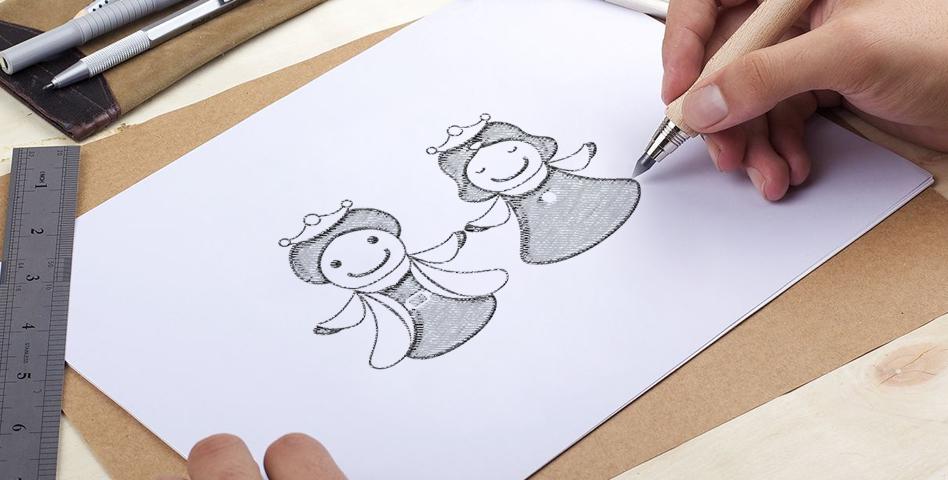 百适利益童屋品牌形象设计